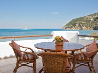 Del Sol. Apartments across the beach, pool &Tennis - Potami vacation rentals