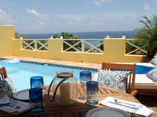 Luxury 1 BR Villa: Private Pool over Caribbean Sea - Christiansted vacation rentals