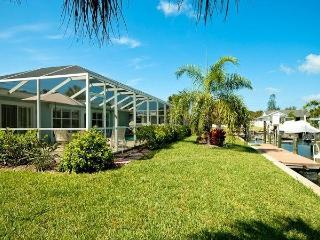 Paradise Found in Anna Maria - Canal/Pool Home - Holmes Beach vacation rentals
