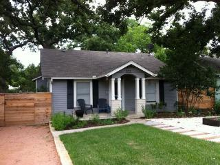 Classic Bungalow Fun Central Location - Austin vacation rentals