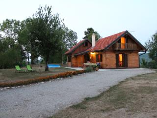 Beautiful House with Satellite Or Cable TV and Television in Rakovica - Rakovica vacation rentals