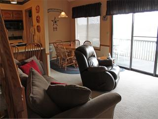 3 Bedroom 3 Bath 2 Living Room Private Deck Units - 508 - Indian Point vacation rentals
