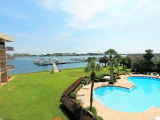 Pirates Bay A309- AVAIL7/31-8/7 -RealJOY Fun Pass-2 Nt. Stays*BoatSlipsAvail - Fort Walton Beach vacation rentals