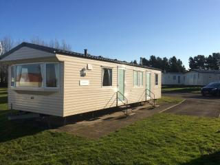 Swordfish Holidays Muirfield Caravan to Rent - Musselburgh vacation rentals