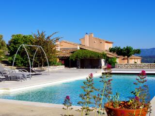 Spacious 4 bedroom Villa in Saint-Saturnin-les-Apt - Saint-Saturnin-les-Apt vacation rentals