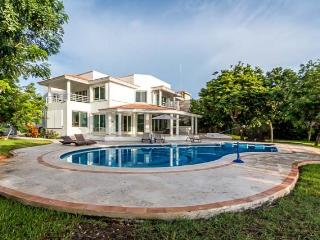 Casa Refugio - Oceanfront, Pool, Main Villa and Guest Bungalow - Cozumel vacation rentals