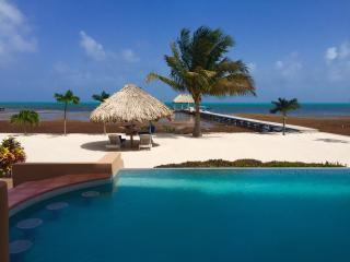 GORGEOUS Beachfront 3-bedroom Ambergris Caye - San Pedro vacation rentals