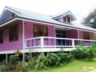 Purple 4 Bedrooms House - Ko Kut vacation rentals