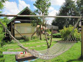 casa mobile  ampio giardino privato  ingresso auto - Pomerania Province vacation rentals