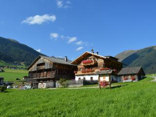 Feldererhof - Appartment Hochstein - Valle di Casies vacation rentals