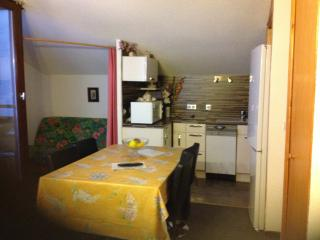 2 bedroom Condo with Television in Fontcouverte-la-Toussuire - Fontcouverte-la-Toussuire vacation rentals
