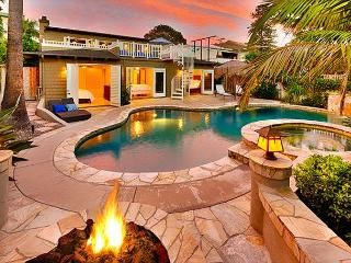 DISCOUNTED RATES -  Pool/Hot Tub/Fire Pit/BBQ/Walk to Beach/Great Backyard - Solana Beach vacation rentals