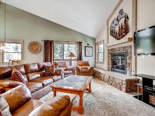 True Ski in / Ski out! 3 Bedroom, 3 Bath, Top Floor Unit, Sleeps 8! - Breckenridge vacation rentals
