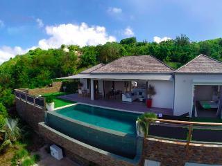Open Space at Petit Cul De Sac, St. Barth - Heated Pool, Overlooking Petit Cul De Sac Beach - Petit Cul de Sac vacation rentals