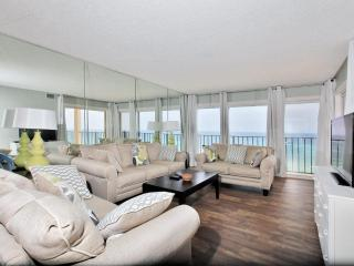 Perfect Condo with Deck and Internet Access - Panama City Beach vacation rentals