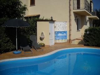 villa iride wifi free e piscina riservata - Castellammare del Golfo vacation rentals