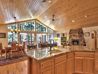 New Mountain Home - Quality Throughout - Big, Hot Tub, Open Space, Convenient - South Lake Tahoe vacation rentals