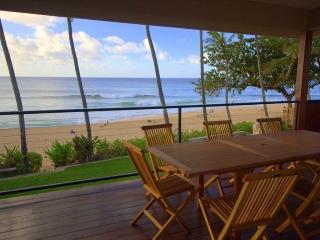 New Beach Front Home at Famous Banzai Pipeline - Haleiwa vacation rentals
