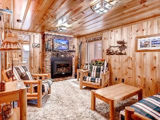 Coziest Cabin in Tahoe - Best Location - 2 blks to Beach, 2 mi Ski & Casino - South Lake Tahoe vacation rentals