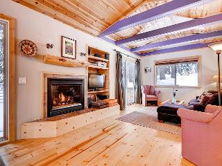 Meticulously updated Meyers cabin with Tahoe charm & comfort-bring your dog! - South Lake Tahoe vacation rentals