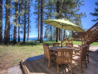 Pavati Lakefront - Private Pier, Fireworks View, Boat Buoy, On Beach - South Lake Tahoe vacation rentals