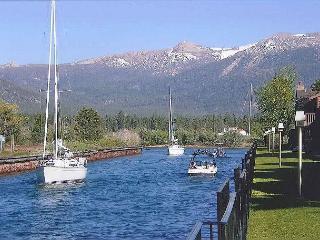 Tahoe Marina Shores - Dock, Lake Views Top to Bottom - South Lake Tahoe vacation rentals