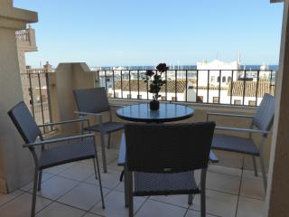 Porto Fino Apartment with Marina and Sea Views - Almerimar vacation rentals