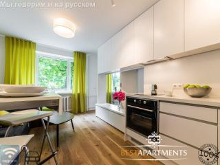 NEW design one bedroom apartment for 4 - Tallinn vacation rentals