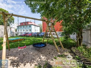 New moder design apartment with free parking - Tallinn vacation rentals