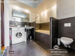 1 bedroom Tallinn design apartment with bathtub - Tallinn vacation rentals