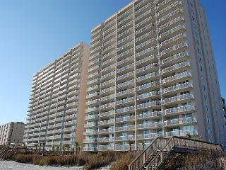 Oceanfront Luxury condo- 2bd/2ba New living room furniture - North Myrtle Beach vacation rentals