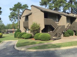 1st Floor Golf Front Condo at Pinehurst CC - 107 - Pinehurst vacation rentals