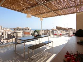 Apollo's SuiteOrtigia terrace terrific view&style - Syracuse vacation rentals