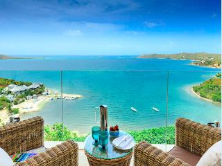 Turtle Point at Nonsuch Bay, Antigua - Ocean View, Walk To Beach, Gated Community - Nonsuch Bay vacation rentals