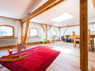 Stable Hayloft Vacation Rental in Berlin - Berlin vacation rentals
