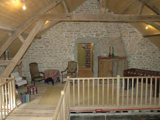 Perfect Bed and Breakfast with Central Heating and Game Room - Chatillon en Bazois vacation rentals