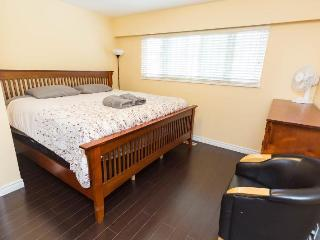 Beautiful Private King bedroom in great location - Vancouver vacation rentals