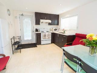 Brand new spacious 2BR suite-Chambers Location - Vancouver vacation rentals