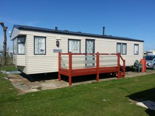 8 Berth caravan Golden Palm Chapel st Leonards 65 - Chapel St. Leonards vacation rentals