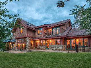 Stunning Home with hot tub, close to golf, basketball & tennis! - Shaqteau Telluride - Mountain Village vacation rentals