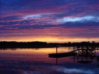 Peaceful Waterfront Seclusion - Deepwater Dock - Ridgeland vacation rentals