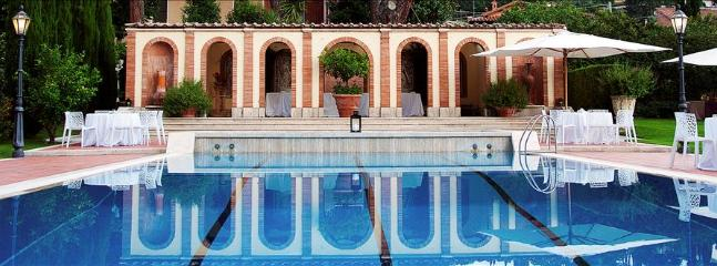 Rome:The Perfect Villa for Family Reunions, Meetings, or Weddings - Image 1 - Grottaferrata - rentals