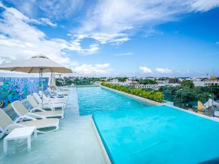 Ideal 1 Bedroom in the heart of Playa del Carmen - Playa del Carmen vacation rentals