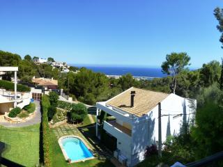Villa With Private Pool And Sea View - Costa d'en Blanes vacation rentals