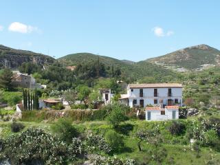 Detached cottage on 2 acre finca near village - Lubrin vacation rentals