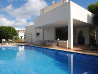 Modern Family Villa With Private Pool - Cala Ferrera vacation rentals