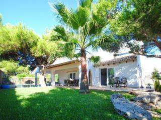 Modern Family Villa With Private Pool - Cala Ferrera vacation rentals