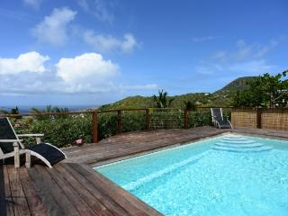Villa Blue Horizon St Barts Rental Villa Blue Horizon - Marigot vacation rentals