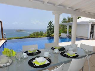 Villa Bel Ombre St Barts Rental Villa Bel Ombre - Pointe Milou vacation rentals