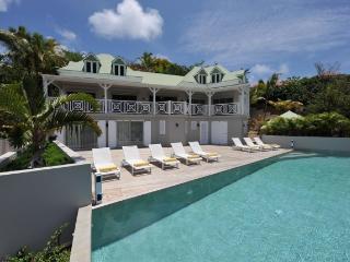 Villa la Belle Creole St Barts Rental Villa la Belle Creole - Saint Barthelemy vacation rentals